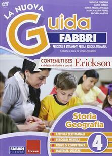 Antondemarirreguera.es La nuova guida Fabbri. Storia e geografia. Guida per l'insegnante della 4ª classe elementare Image