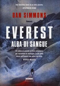Everest. Alba di sangue - Dan Simmons - copertina