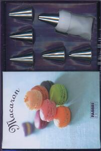 Macaron. Con gadget - Bérengère Abraham - copertina