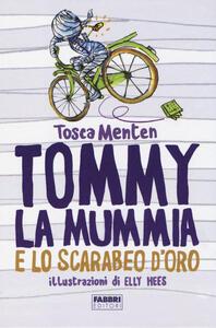 Tommy la mummia e lo scarabeo d'oro