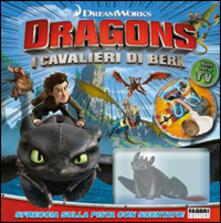 Daddyswing.es La pista dei draghi. Dragons. I cavalieri di Berk. Con gadget Image