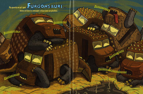 Dinotrux - Chris Gall - 3