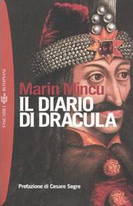 Il diario di Dracula - Marin Mincu - copertina