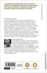 L' anima delle donne. Per una lettura psicologica al femminile - Aldo Carotenuto - 2