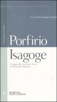 Isagoge. Testo greco a fronte.pdf