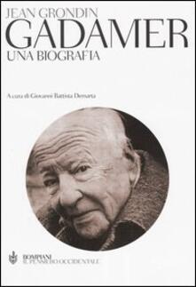 Filippodegasperi.it Gadamer. Una biografia Image