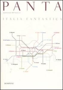 Panta. Italia fantastica - copertina