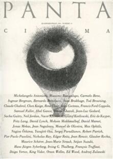 Panta. Cinema - copertina