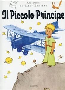 Il Piccolo Principe - Antoine Saint-Exupéry - copertina