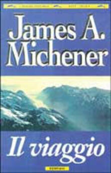 Il viaggio - James A. Michener - copertina