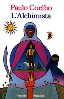 L' alchimista - Paulo Coelho - copertina