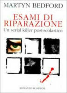 Voluntariadobaleares2014.es Esami di riparazione. Un serial killer post-scolastico Image