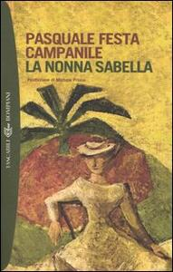 La nonna Sabella - Pasquale Festa Campanile - copertina