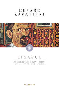 Ligabue - Cesare Zavattini - copertina