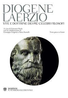Chievoveronavalpo.it Vite e dottrine dei più celebri filosofi. Testo greco a fronte Image
