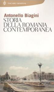 Libro Storia della Romania contemporanea Antonello Biagini