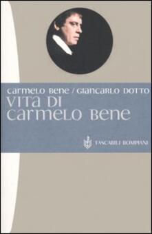 Ipabsantonioabatetrino.it Vita di Carmelo Bene Image