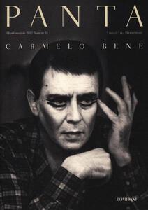 Panta. Carmelo Bene - copertina