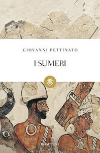 I sumeri - Giovanni Pettinato - copertina