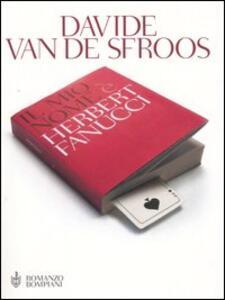 Il mio nome è Herbert Fanucci - Davide Van de Sfroos - copertina