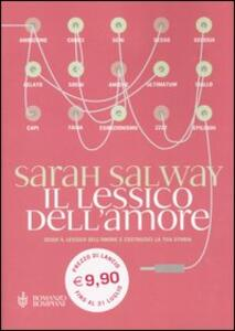 Il lessico dell'amore - Sarah Salway - 2