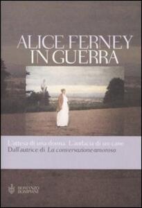 In guerra - Alice Ferney - copertina