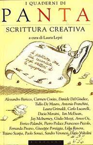 Panta. Scrittura creativa - copertina
