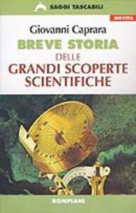 Breve storia delle grandi scoperte scientifiche
