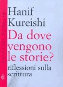 Da dove vengono le storie?