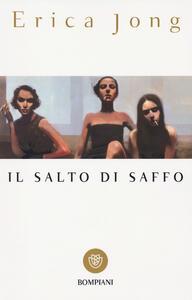 Il salto di Saffo - Erica Jong - copertina