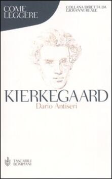 Criticalwinenotav.it Come leggere Kierkegaard Image