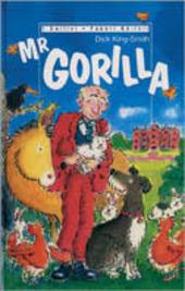 Copertina  Mr Gorilla