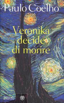 Veronika decide di morire - Paulo Coelho - copertina