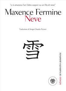 Neve - Maxence Fermine - copertina