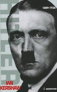 Hitler. Vol. 1: 1889-1936. - Ian Kershaw - copertina
