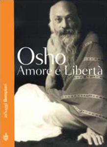 Amore e libertà - Osho - copertina