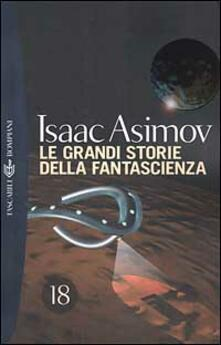Antondemarirreguera.es Le grandi storie della fantascienza. Vol. 18 Image