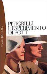 L' esperimento di Pott - Pitigrilli - copertina