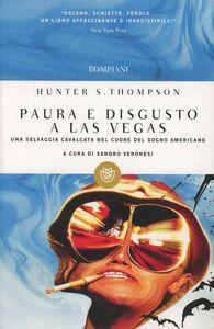 Libro Paura e disgusto a Las Vegas Hunter S. Thompson