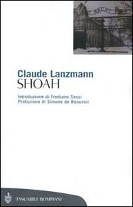 Libro Shoah Claude Lanzmann
