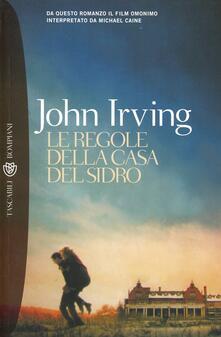 Le regole della casa del sidro - John Irving - copertina
