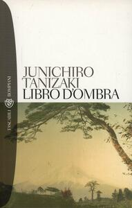 Libro d'ombra - Junichiro Tanizaki - copertina