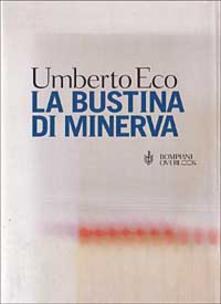 La bustina di Minerva - Umberto Eco - copertina