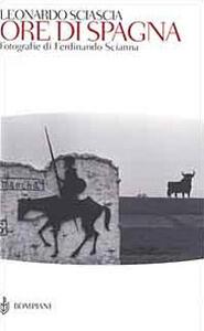 Ore di Spagna - Leonardo Sciascia - copertina