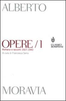Cefalufilmfestival.it Opere. Vol. 1: Romanzi e racconti 1927-1940. Image