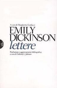 Poesie e lettere - Emily Dickinson - copertina