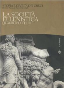 Antondemarirreguera.es Storia e civiltà dei greci. Vol. 7: La società ellenistica. Quadro politico. Image