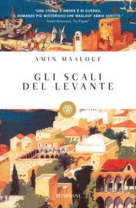 Gli scali del Levante - Amin Maalouf - copertina