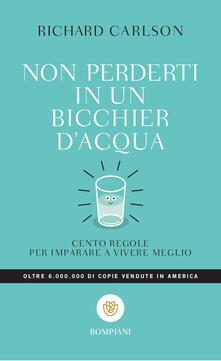 Non perderti in un bicchier dacqua. Cento regole per imparare a vivere meglio.pdf