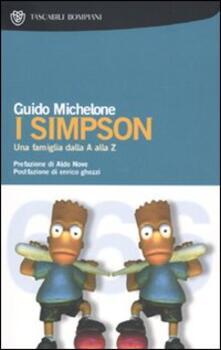 Lpgcsostenible.es I Simpson. Una famiglia dalla A alla Z Image